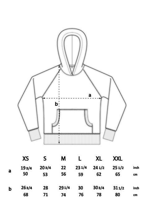 Größentabelle Herren Pullover SA41P